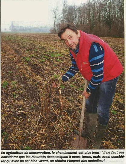 Le long cheminement vers une agriculture de conservation | agriculture de conservation | Scoop.it