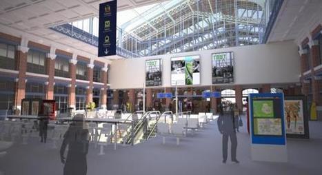 Et voici la gare Lille-Flandres telle qu'elle sera à la fin 2015 | Enseignes & expansion | Scoop.it