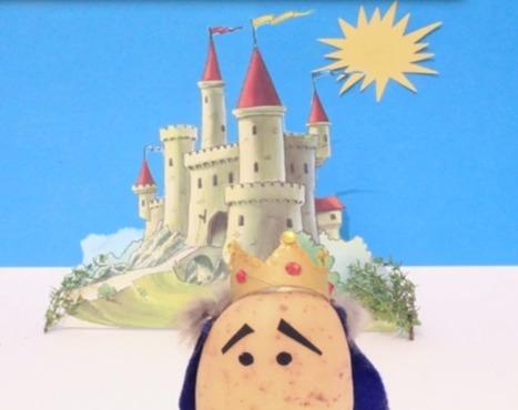 Les aventures croustillantes de Prince Chip | Remue-méninges FLE | Scoop.it