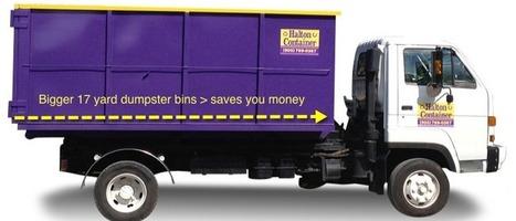Brampton Dumpster Rental – Affordable and Easy Junk and Debris Removal | Dumpster Rentals | Scoop.it
