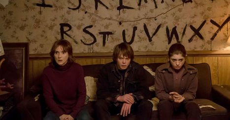 "The Old, American Horror Behind ""Stranger Things"" - The New Yorker 