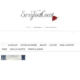 Sexytoutcourt, la tendance sexy du web | Bons plans | Scoop.it