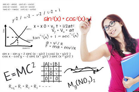 How Do We Advance Women in STEM? - Huffington Post Canada   All women fashion catalogs   Scoop.it