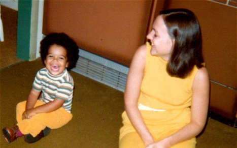 How my white mother shaped me into a black man — MSNBC | Mixed American Life | Scoop.it