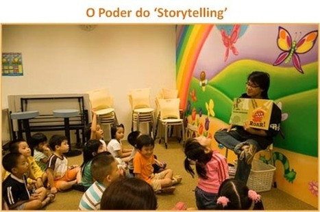 Poder do Storytelling | Marketing Digital Portugal | Arte de cor | Scoop.it