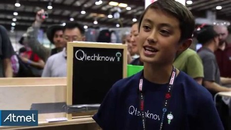 13 YEAR OLD SHOWS US HOW TO INNOVATE | Innovation Blueprint | Ideas with Legs | Innovation in Business | Scoop.it