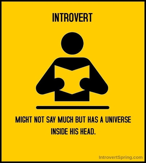 The introvert in the classroom | Assessment Resources | Scoop.it