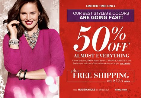 Lane Bryant Coupons - Promo Codes, Discount Coupons, Promotional Codes | Coupons & Deals | Scoop.it