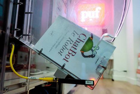 Faire imprimer ses livres à la demande : la fin des coûts de pilon ? | 694028 | Scoop.it