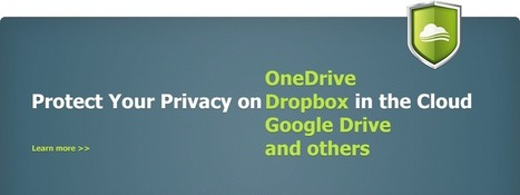 Cloudfogger - Free File Encryption for Dropbox and the Cloud | Web 2.0 Tools | Scoop.it