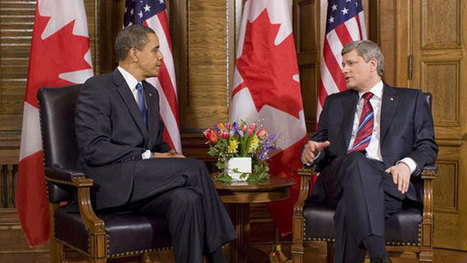 The Tyee – Harper Moves to Give Up More Canadian Sovereignty | International Law and World Dynamics | Scoop.it