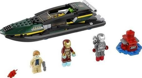LEGO ALERT: New 'Iron Man 3′ Playsets | All Geeks | Scoop.it