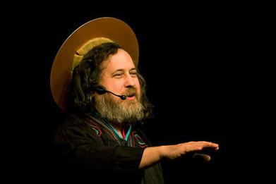 Richard Stallman : « Je ne veux pas suivre les ordres des riches » - Regards.fr | Libreactu | Scoop.it