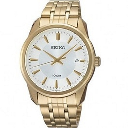 Seiko Quartz Gents Gold Plated Watch Model - SGEG12P1 Price: Buy Seiko Quartz Gents Gold Plated Watch Model - SGEG12P1 Online at Best Price in Australia | Direct Bargains | Direct Bargains Watch | Scoop.it