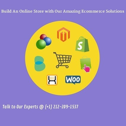 Build An Online Store with Our Amazing Ecommerce Solutions | Web Application Development Company | Scoop.it