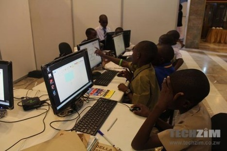 Gamify It! Hackathon in Ethiopia hopes to inspire game solutions for e-learning - Techzim | Creating a Digital Tech Community | Scoop.it
