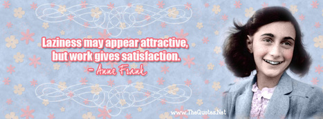 Anne Frank Quotes | TheQuotes.Net - Motivational Quotes | Quotes | Scoop.it