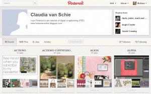Use Pinterest to Organise Your Scrapbooking Tutorials | digital scrapbooking | Scoop.it