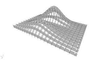 MADEinCALIFORNIA ///Co.De.: Ribs structure | Parametric Architecture and Design | Scoop.it