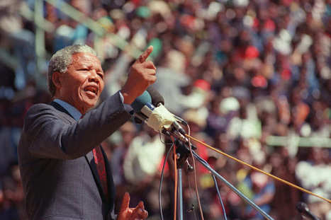 17 Awesome and Inspiring Facts About Nelson Mandela | Marketing, Management & Money | Scoop.it