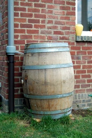 Harvest the Rain with these Four Homemade Rain Barrels | 100 Acre Wood | Scoop.it