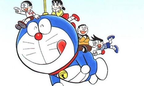 El primer tomo de Doraemon Edición a color para abril - Ramen Para Dos   Noticias Anime [es]   Scoop.it