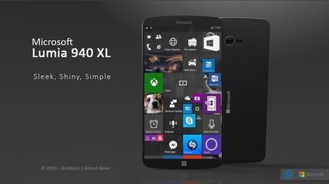De nouveaux Windows phone haut de gammes se préparent du coté de Microsoft :   Tuitec   Scoop.it