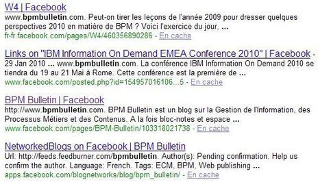 Comment utiliser Facebook pour développer une stratégie marketing ? — BPM Bulletin | Le succès marketing of Facebook | Scoop.it