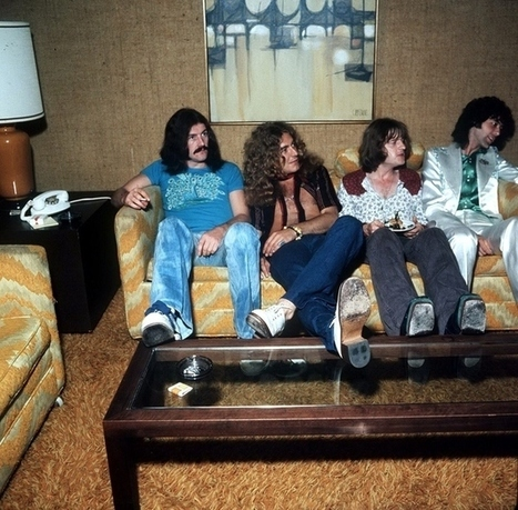20 Things That Affirm Led Zeppelin Is The Greatest Band To Ever Exist   Safe & Sound   Scoop.it