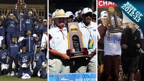 Best of 2012-13: Men's Track & Field - NCAA.com | Sports | Scoop.it