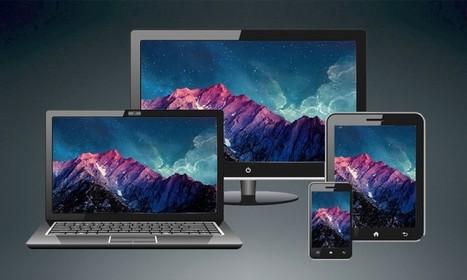 Wallpapers para iPhone, Android, tablets y computadoras (I)   Ntics1   Scoop.it