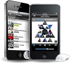 New Deezer app for iPhone | Music business | Scoop.it