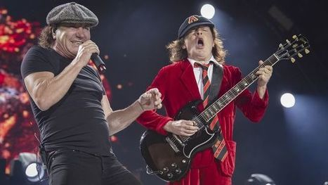 AC/DC Got Forced Offstage For More Than Half An Hour At Their NZ Concert - Music Feeds | Paper Rock | Scoop.it