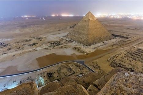 Les prophéties de la Grande Pyramide | HISTOIRE LÉGENDAIRE | Scoop.it