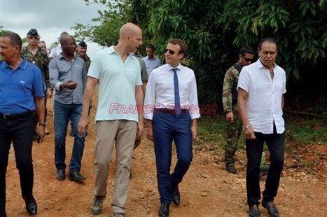 Columbus Gold pourra utiliser du cyanure - Toute l'actualité de la Guyane sur Internet - FranceGuyane.fr   Guyane : alertes mine d'or Nationale   Scoop.it