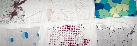 Transformez vos cartes Illustrator en cartes SVG interactives avec Kartograph ! | Time to Learn | Scoop.it