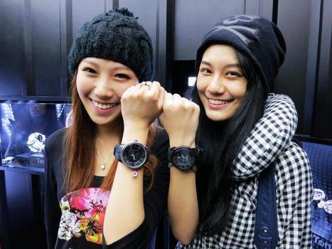 Tendence Watch x 大牙 & 小蠻   Facebook   Tendence Watches   Scoop.it