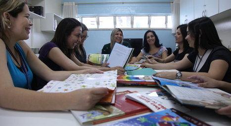 Como formar professores leitores | Litteris | Scoop.it