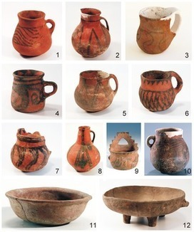 PLOS ONE: Pollen and Phytoliths from Fired Ancient Potsherds as Potential Indicators for Deciphering Past Vegetation and Climate in Turpan, Xinjiang, NW China   Archaeology Articles and Books   Scoop.it