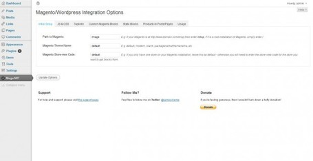 How to integrate Magento into WordPress e-Commerce site | formation 2.0 | Scoop.it