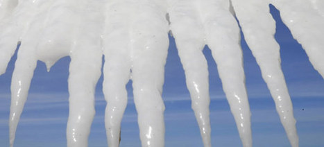 Cops tell man, 80, to stop shooting icicles from roof | Troy West's Radio Show Prep | Scoop.it