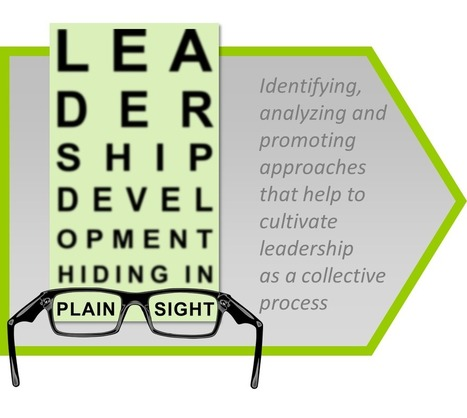 A New Focus for LLC | Leadership Hiding in Plain Sight | Conservation On The Ground: Leadership, Partnerships, Communities, Capacity | Scoop.it