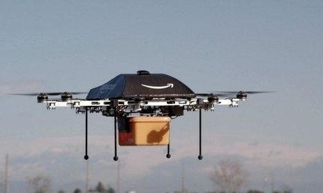 Amazon unveils futuristic mini-drone delivery plan (VIDEO) - The Malay Mail Online | Technology | Scoop.it