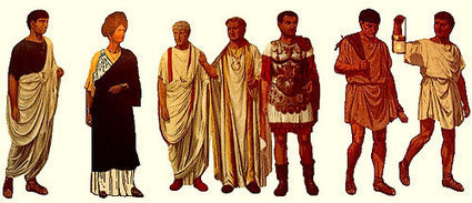 Roman Attire | Roman vs. Elizabethan Attire | Scoop.it