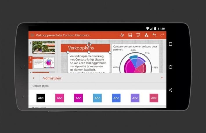Microsoft Word, Excel en PowerPoint voor Android nu ook voor smartphones | Educatief Internet - Gespot op 't Web | Scoop.it