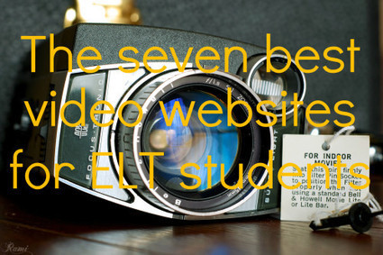 The Seven Best Video Websites for Students - Kieran Donaghy | Listening and Speaking in Second or Foreign Language Teaching | Scoop.it