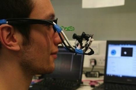 Glasses Let Paralyzed Patients Send Emails By Blinking - PSFK | Tomorrow at Work | Scoop.it