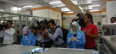 China Sunergy opens PV module factory in Turkey | Solar Turkey | Scoop.it