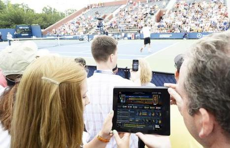 Come Cloud e Big Data reinventano lo sport | Connected Athlete | Scoop.it