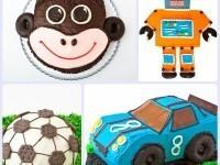 ¡61 tartas de cumpleaños paso a paso! | Cosas que interesan...a cualquier edad. | Scoop.it